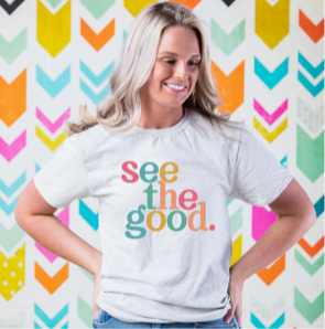 See The Good Tee (Youth & Adult)
