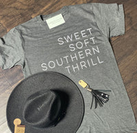 Sweet Soft Southern Thrill Tee