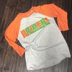 Raider Color Block Raglan