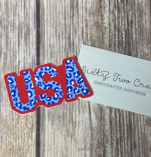 USA Decal