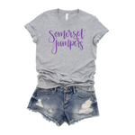 Somerset Hand Lettered Tee (Youth & Adult)