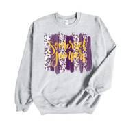 Somerset Paint Splatter Sweatshirt (Youth & Adult)