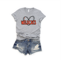 Wildcats Love Tee (Youth & Adult)