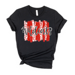 Wildcats Splatter Tee (Youth & Adult)