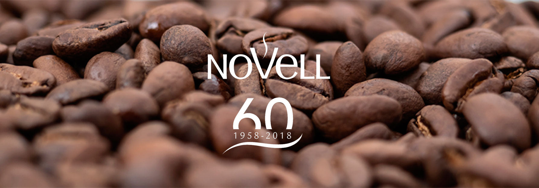 We have been making coffee for over 60 years. Six decades watching a great company history unfold