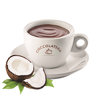 Coconut Hot Chocolate - Box of 15 Chocolate Sachets