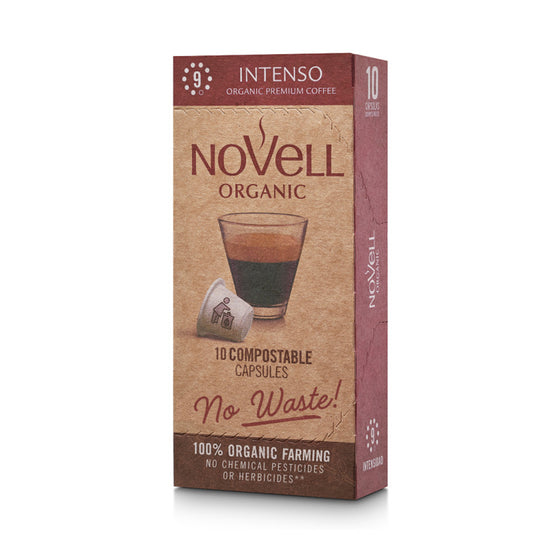 Novell Intenso 10 Coffee Capsules
