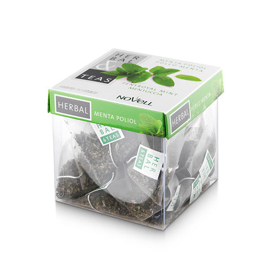 Pennyroyal Mint-20 Infusion Pyramid Tea Bags