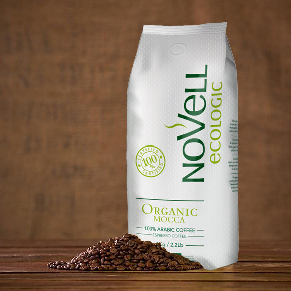 GOURMET MOCCA ORGANIC COFFEE BEANS 1KG