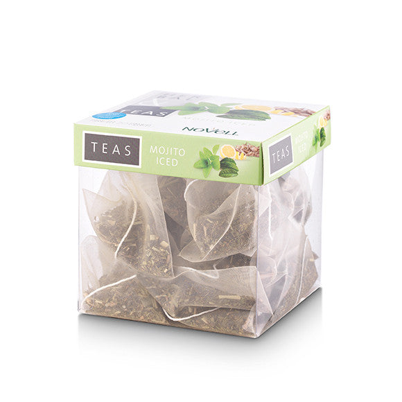 Mojito Iced (no box- sealed bag packaging)