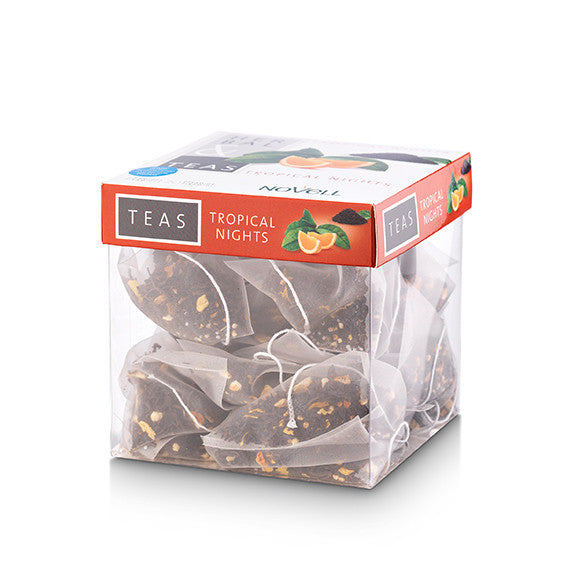 Tropical Nights-20 Infusion Pyramid Tea Bags