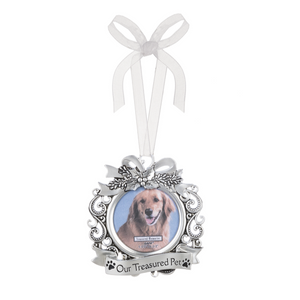 Ornament - Memorial Pet Photo
