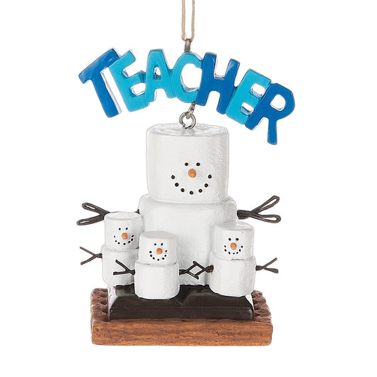 Ornament - S'more Teacher