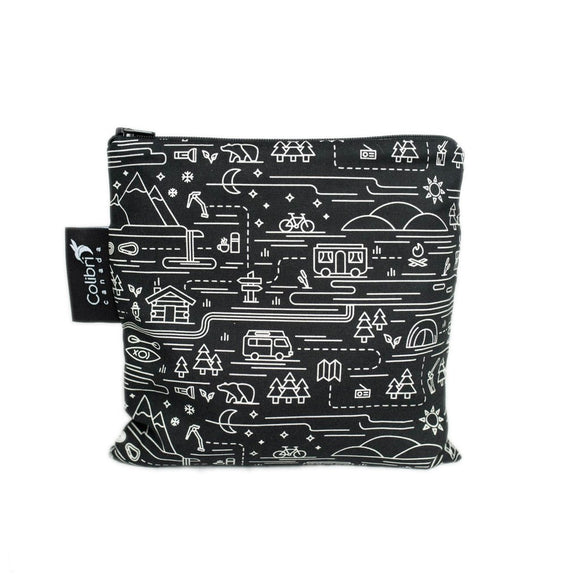 Reusable Snack Bag - Adventure - Large