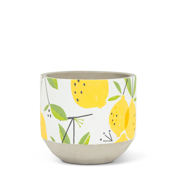Planter - Lemon - Small