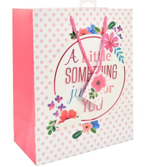 Small Gift Bag - A Little Something