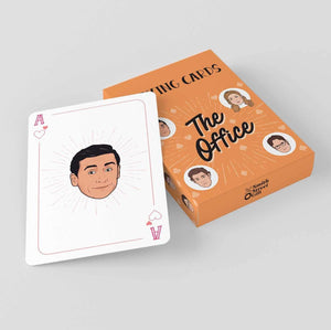 Playing Cards - The Office