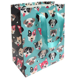 Medium Gift Bag - Dogs