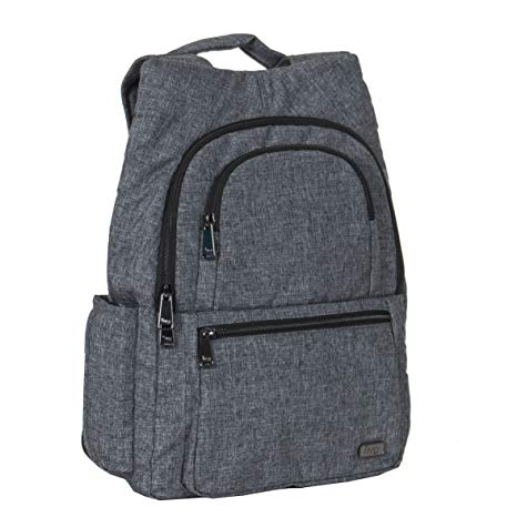 Lug - Hatchback Backpack - Heather Grey