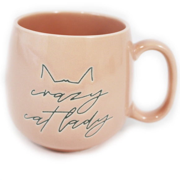 Mug - Crazy Cat Lady 12oz