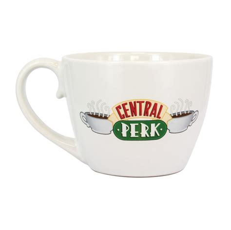 Cappuccino Mug - Friends Central Perk