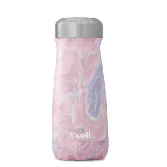 S'well Traveler Bottle - Geode Rose 16oz