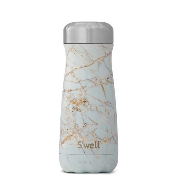 S'well Traveler Bottle - Calcutta Gold 16oz