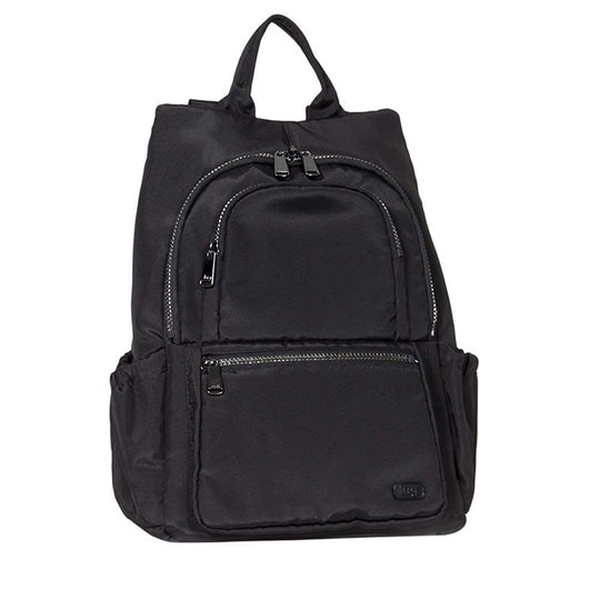 Lug - Hatchback Backpack - Brushed Black
