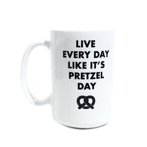 Mug - The Office - Pretzel Day