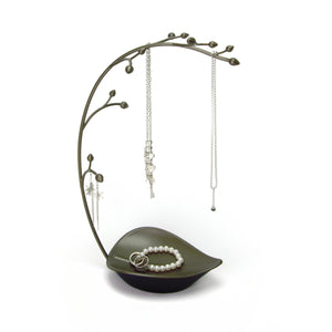 Orchid Tree Jewelry Stand - Gunmetal