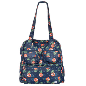Lug - Packable Puddle Jumper - Aloha Navy