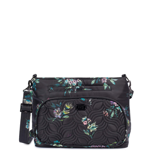 Lug - Samba Bag - Bouquet Black