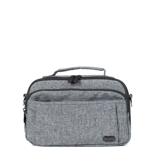 Lug – Scoop Bag – Heather Grey