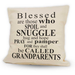 Grandparents Pillow