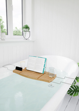 Aquala Bathtub Caddy - Natural