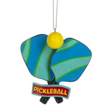 Ornament - Pickleball