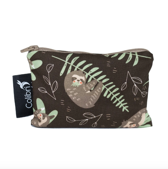 Reusable Bag - Sloths - Small