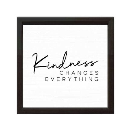Sign - Kindness