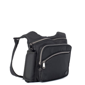 Lug — Sidekick Bag — Brushed Black