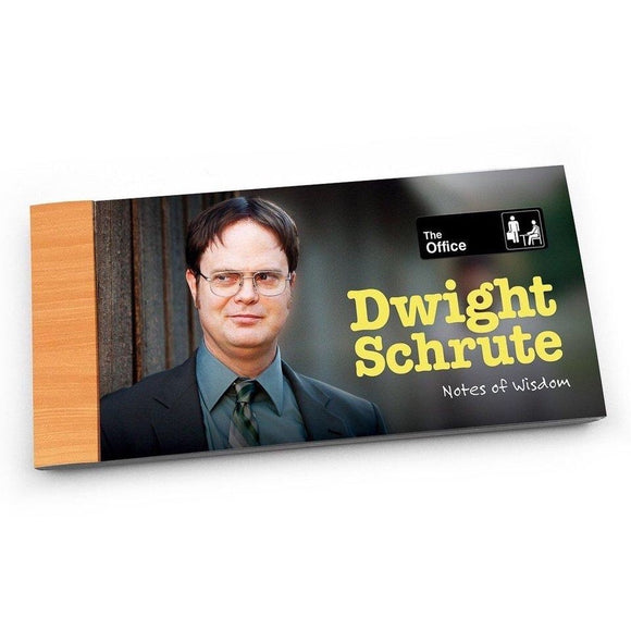 Notes of Wisdom - The Office - Dwight Schrute