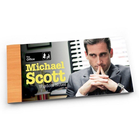Notes of Wisdom - The Office - Michael Scott