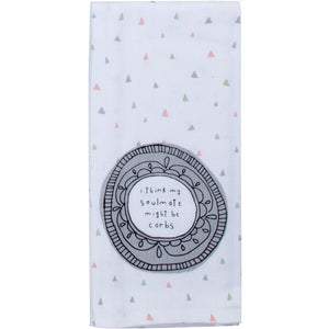 Tea Towel - Soulmate Carbs