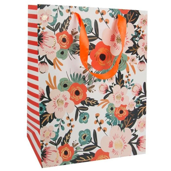 Medium Gift Bag - Florals