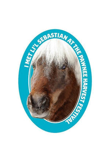 Sticker - Parks and Rec - Lil' Sebastian