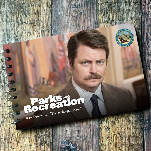 Ron Swanson Quotes Book
