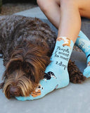 People I Want To Meet: 1. Dogs Crew Socks