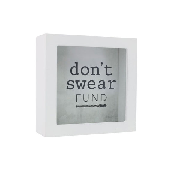 Mini Money Box - Don't Swear Fund
