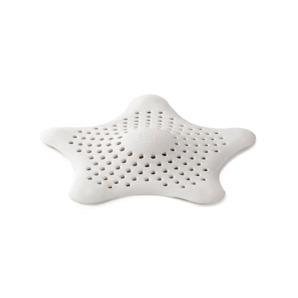 Starfish Drain Saver - White