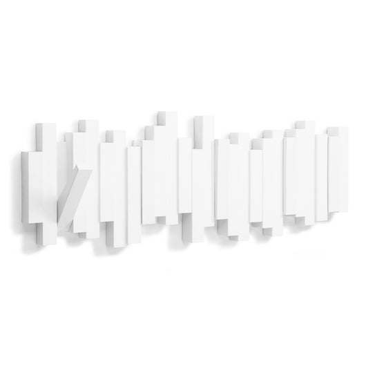 Sticks Wall Hooks - White