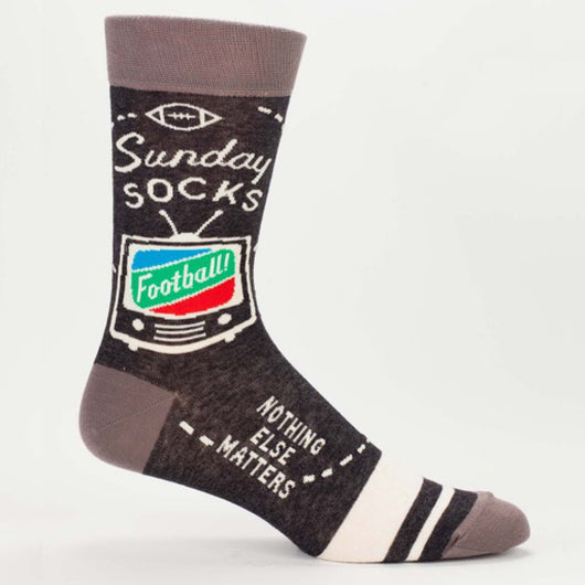 Sunday Football Men's Crew Socks